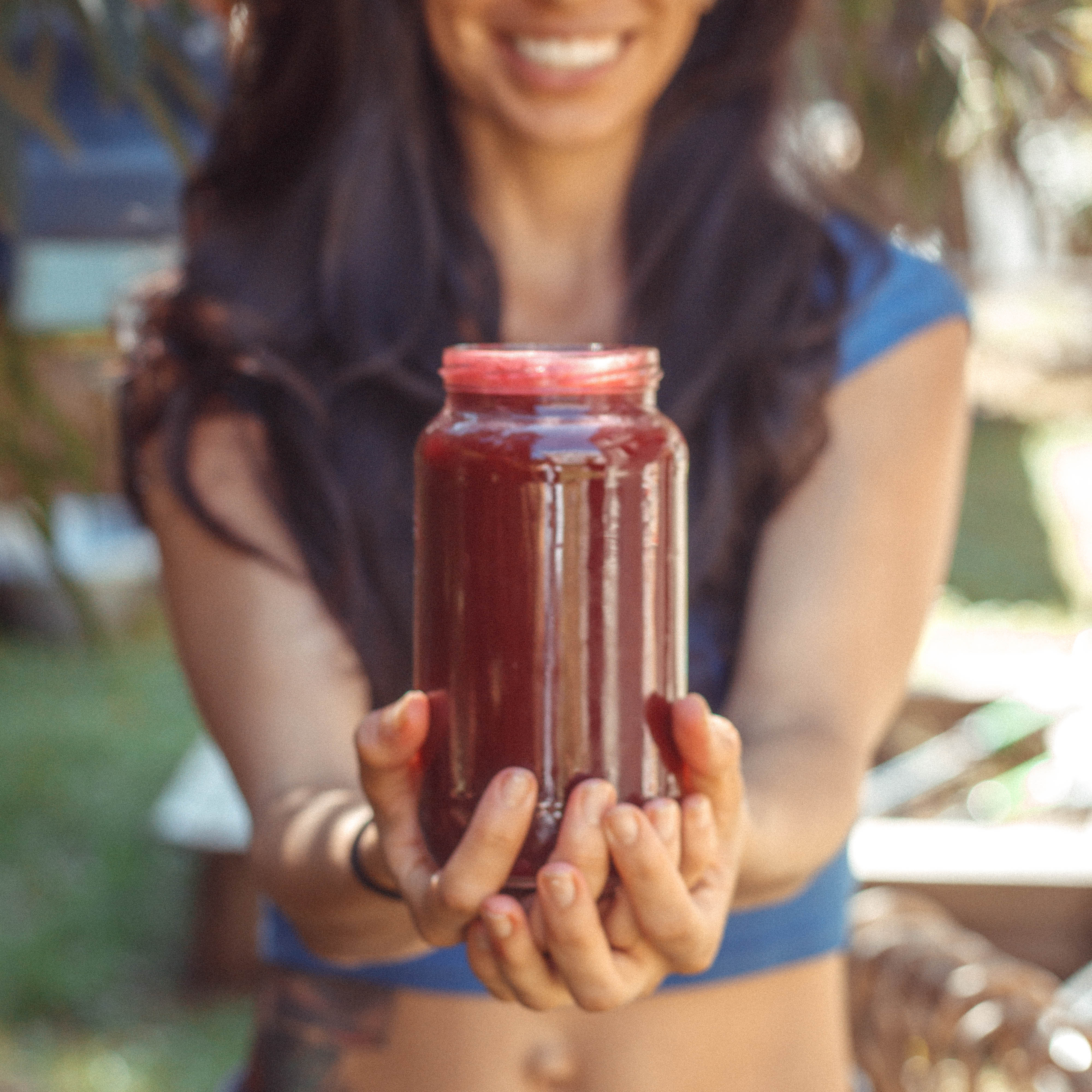 Morning Beet Juice recipe