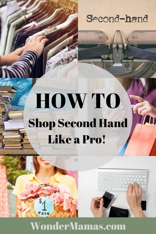 How to shop second hand like a pro