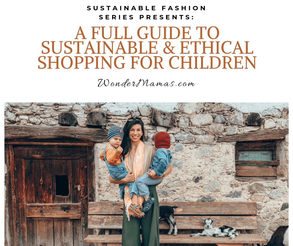 sustainable fashion for children