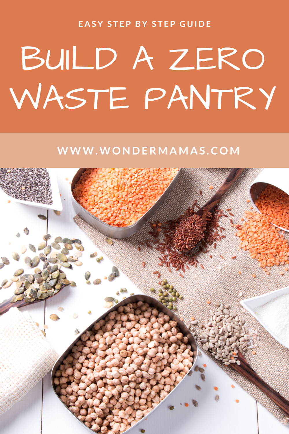 zero waste pantry guide