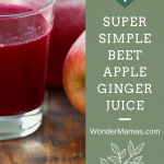 Beet Apple Ginger Juice