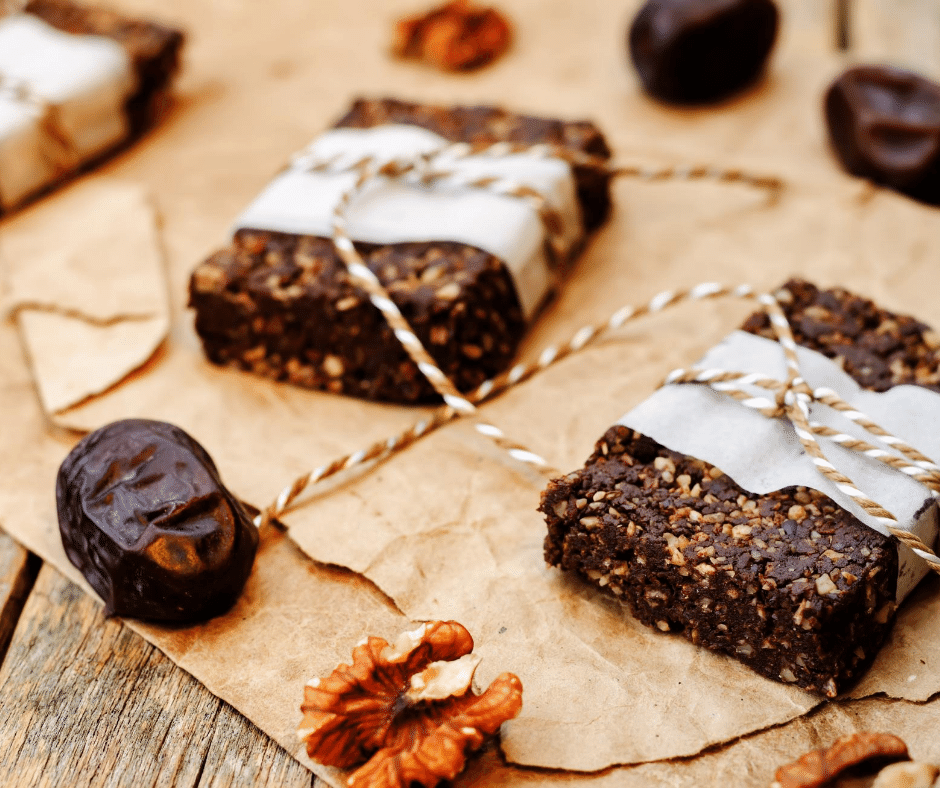 Homemade Vegan Energy Bars