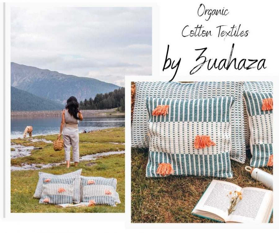 Organic Cotton Textiles by Zuahaza