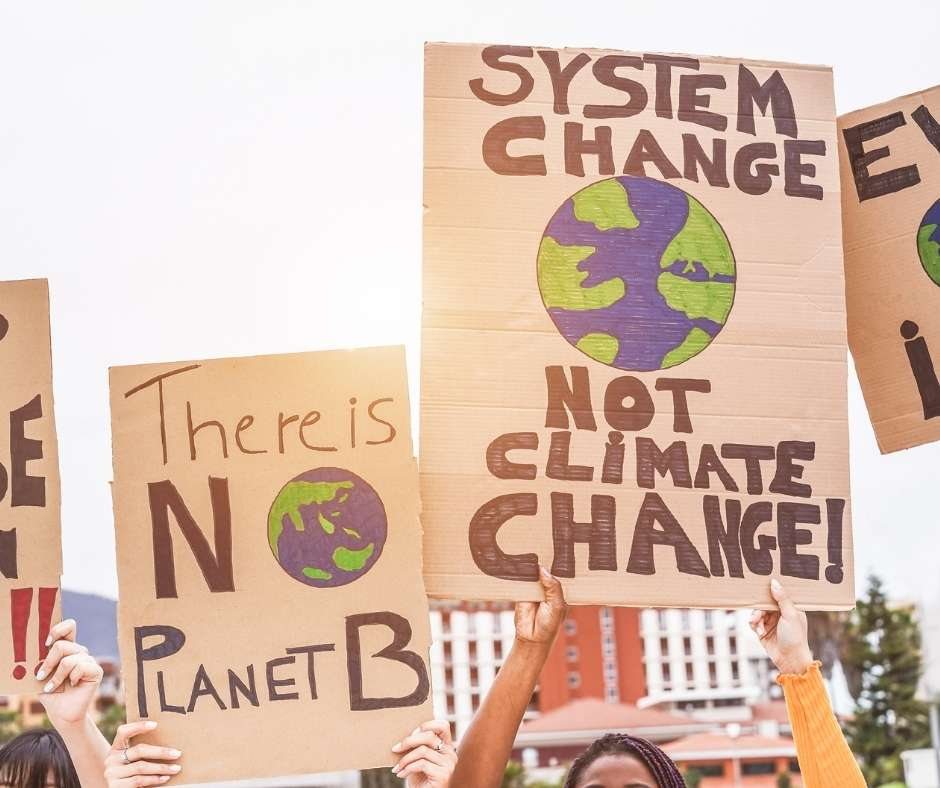 5 ways to cope with climate change