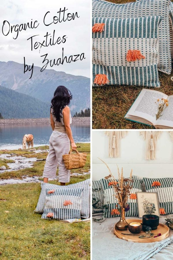 Organic Cotton Textiles by Zuahaza-min