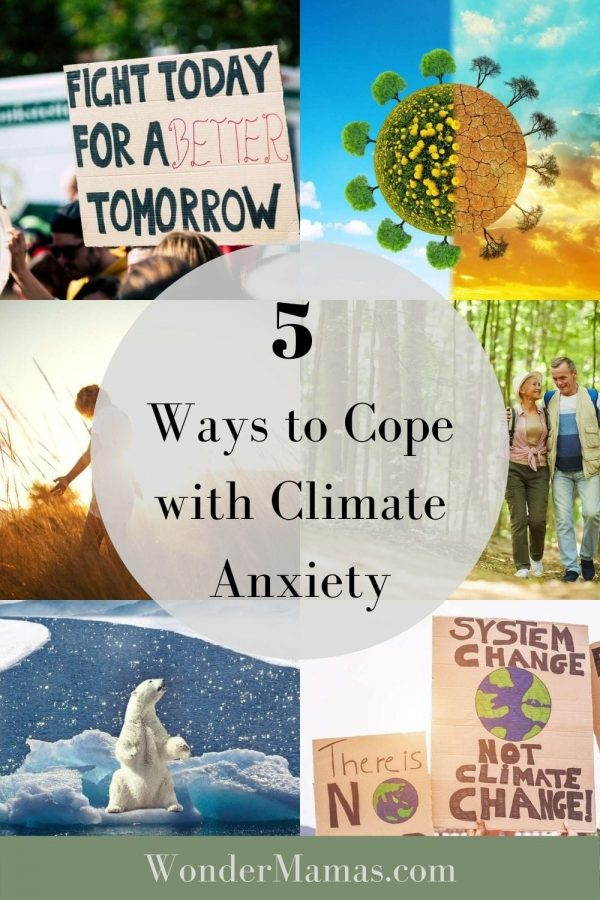 5 Ways to Cope with Climate Anxiety