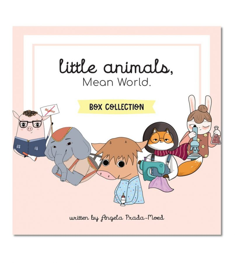 Little Animals Mean World Book Collection